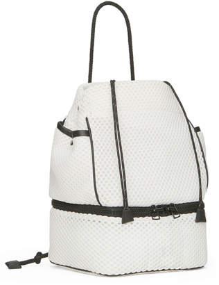 Transience Plunge Two-Tone Drawstring Backpack