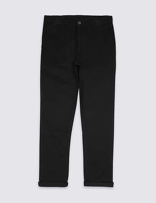 Marks and Spencer Additional Length Chinos (3-16 Years)