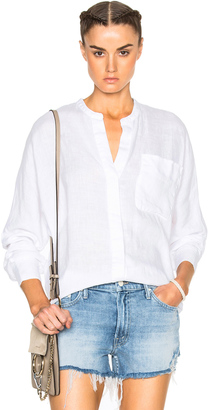 James Perse Dolman Tunic Top $195 thestylecure.com