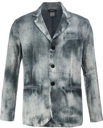 Avant Toi faded effect blazer