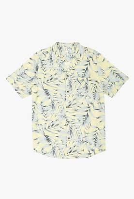 Banks Journal Island Life Woven Shirt