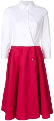 DAY Birger et Mikkelsen Sara Roka flared skirt shirt dress