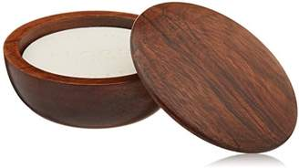 Floris London Elite Shaving Soap In A Wooden Bowl