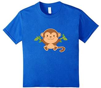 Cute Funny Monkey T-Shirt