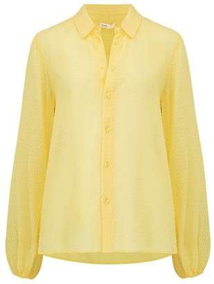 Felina Levete Room Shirt in Yellow