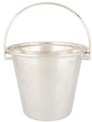 Ralph Lauren Silverplated Ice Bucket