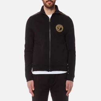 Versace Men's Zipped Sweatshirt