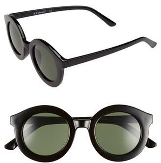 A.J. Morgan 'Dingdong' 44mm Sunglasses $24 thestylecure.com