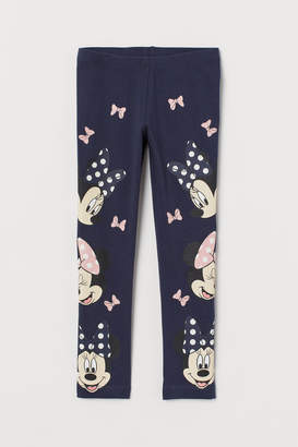 H&M Printed leggings