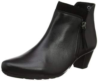 310c86cded50f9 Gabor Black Boots For Women - ShopStyle UK