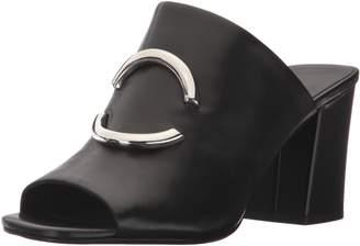 fa3ba78a32a Via Spiga Women s Eleni Block Heel Slide Sandal