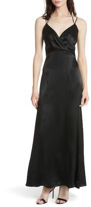 L'Agence Octavia Strappy Gown
