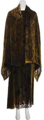 Christian Lacroix Patterned Sleeveless Dress