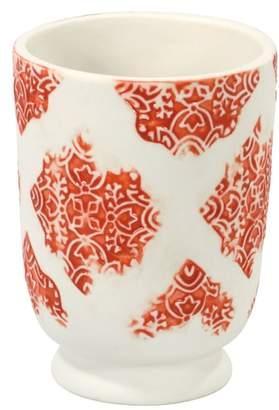 John Robshaw Lakki Porcelain Tumbler