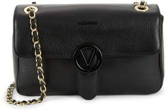 Mario Valentino Valentino By Antoinette Leather Crossbody Bag