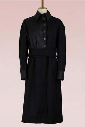 Stella McCartney Eden Wool Coat