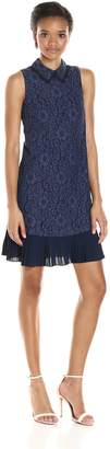Nanette Lepore Nanette Women's Lace Shift Dress