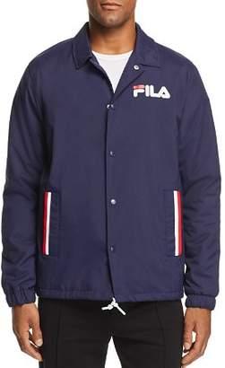 Fila Mateo Snap-Front Jacket