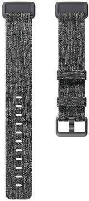 Fitbit Charge 3 Unisex Gray Watch Band-Fb168wbgyl