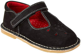 L'amour Nubuck Leather Mary Jane
