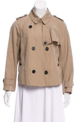 3.1 Phillip Lim Crop Trench Jacket