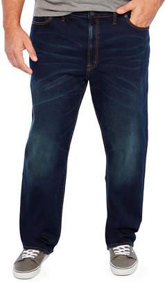U.S. Polo Assn. Mens Slim Fit Jean-Big and Tall