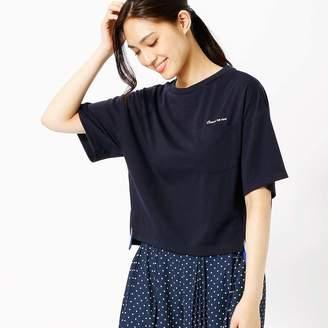 Comme Ca Ism (コムサイズム) - コムサイズム COMME CA ISM ワイドシルエットのポケットTシャツ