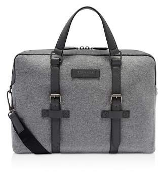 Ted Baker Cabble Wool Document Bag