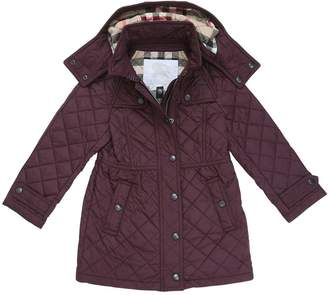 Burberry Quilted Nylon Down Coat