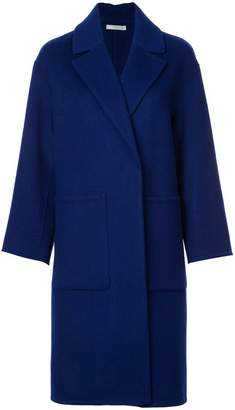 Vince single breasted oversized coat