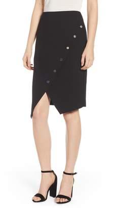 Rebecca Minkoff Camilla Asymmetrical Pencil Skirt