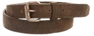 Graham & Spencer Suede Waist Belt