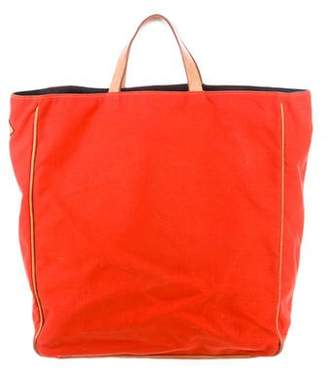 MZ Wallace Leather-Trimmed Tote