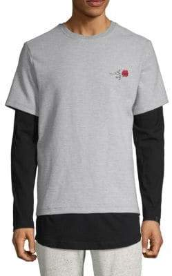 Layered Long Sleeve T-Shirt