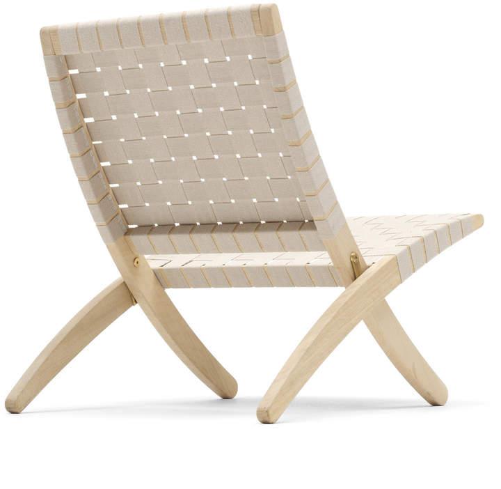 Carl Hansen - MG501 Cuba Chair, Eiche geseift / natur