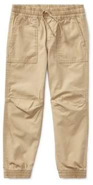 Ralph Lauren Little Boy's Cotton Ripstop Jogger Pants