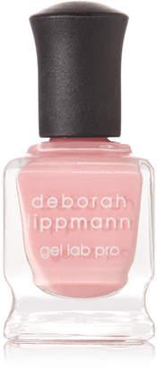 Deborah Lippmann - Gel Lab Pro Nail Polish - Peaches & Cream $20 thestylecure.com