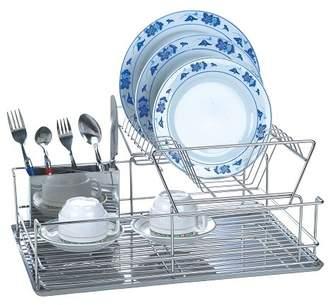 "LaBelle Steel ""SPACIA"" Double Deck Dish Rack"