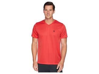 U.S. Polo Assn. Performance V-Neck T-Shirt Men's T Shirt