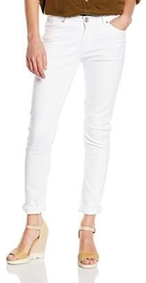 Garcia Women's 275 Slim Leg Jeans - White - W29/L32