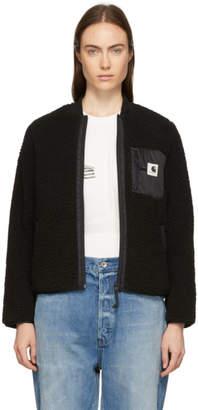 Carhartt Work In Progress Black Janet Liner Jacket