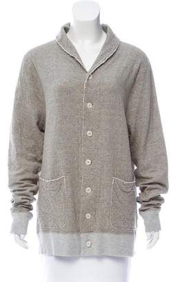 V::room Long Sleeve Button-Up Top
