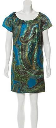 Stella McCartney Shift Mini Dress