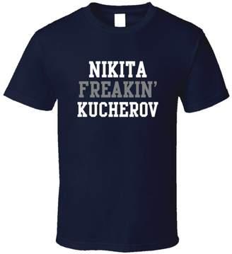 Nikita Tshirtshark Freakin Kucherov Tampa Bay Hockey Player Sports Fan T Shirt 2XL