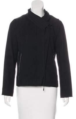 HUGO BOSS Boss by Wool Zip-Up Jacket