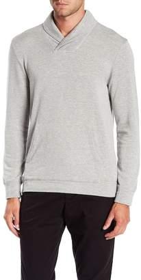 Velvet Luxe Fleece Pullover