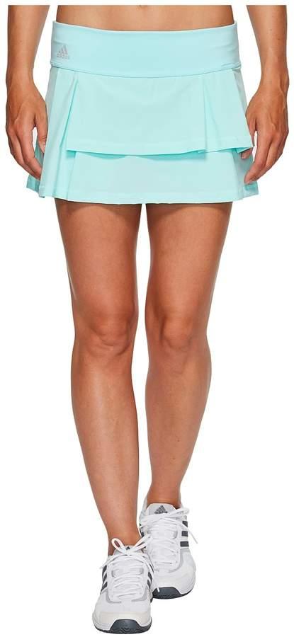 adidas Advantage Layered Skirt Women's Skirt
