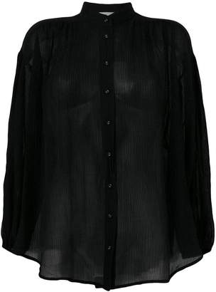 Zimmermann mandarin collar shirt