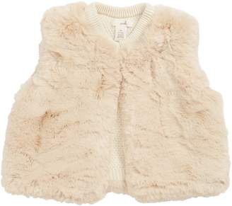 Peek Essentials Peek Hayden Reversible Faux Fur Vest