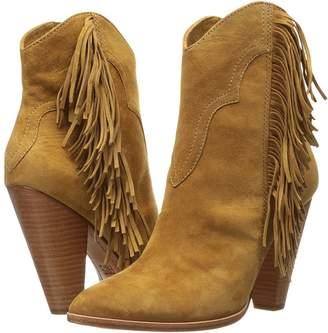 Frye Remy Fringe Short Women's Boots